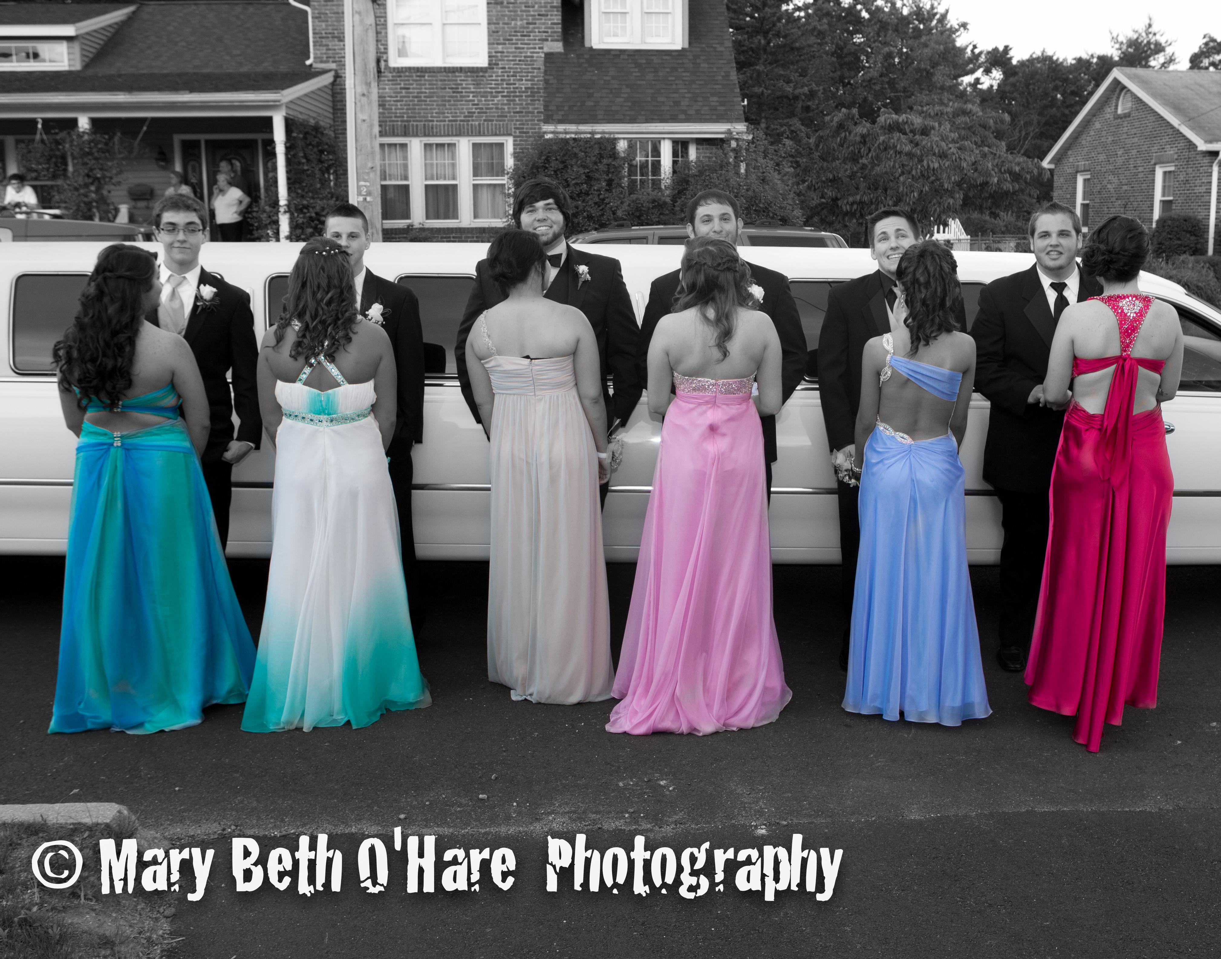 Senior Prom: Chicopee High | marybethphotos